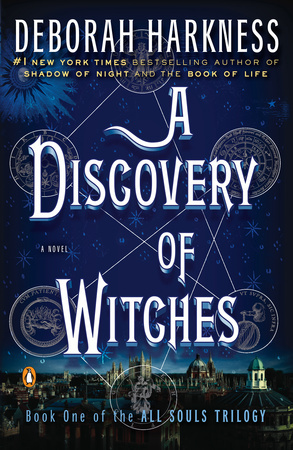 A DISCOVERY OF WITCHES by Deborah Harkness is a Fantasy Landmark Title on Book Country.