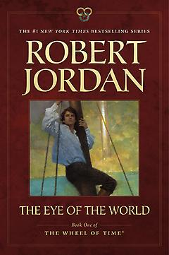 High/Epic Fantasy Book - The Eye of the World