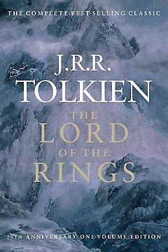 High/Epic Fantasy Book - The Lord of the Rings