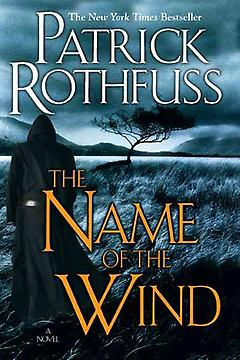 High/Epic Fantasy Book - The Name of the Wind