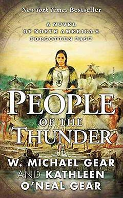 Historical Fantasy Book - People of the Thunder