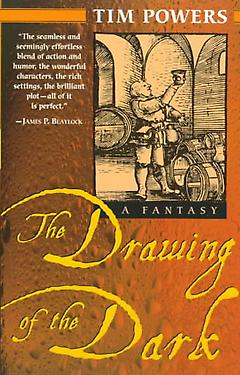 Historical Fantasy Book - The Drawing of the Dark