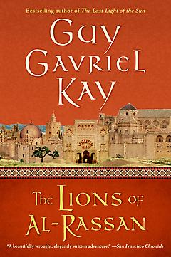 Historical Fantasy Book - The Lions of Al-Rassan