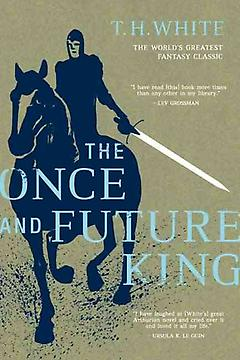 Historical Fantasy Book - The Once and Future King