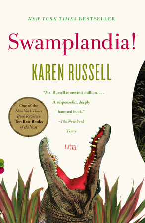 SWAMPLANDIA! by Karen Russell is a Fantasy Landmark Title on Book Country.