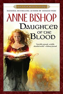 Traditional Fantasy Book - Daughter of the Blood