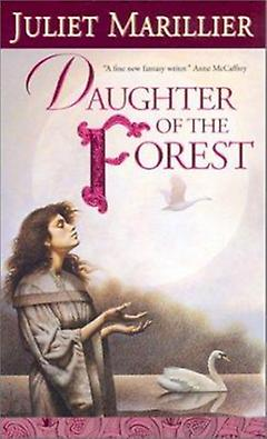 Traditional Fantasy Book - Daughter of the Forest