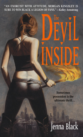 THE DEVIL INSIDE by Jenna Black is an a Landmark Urban Fantasy Title on Book Country.