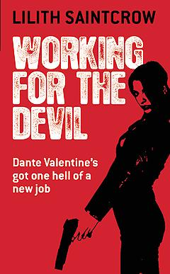 Urban Fantasy Book - Working for the Devil