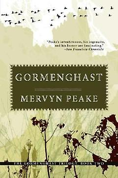 Weird Fiction Book - Gormenghast
