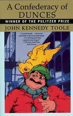 Comedic Fiction Book - A Confederacy of Dunces