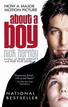 Comedic Fiction Book - About a Boy