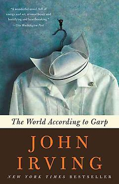 Comedic Fiction Book - The World According to Garp