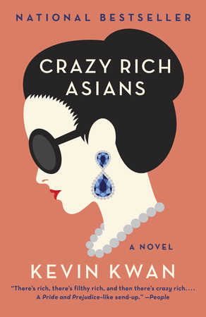 CRAZY RICH ASIANS  by Kevin Kwan is a Comedic Fiction Landmark Title on Book Country.