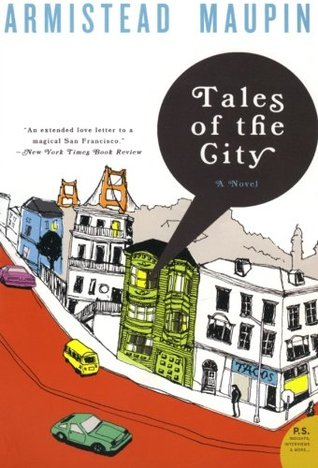 TALES OF THE CITY by Armistead Maupin is a Comedic Fiction Landmark Title on Book Country.