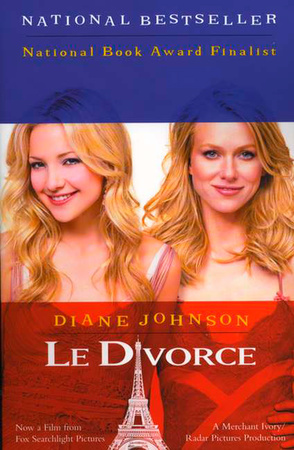 LE DIVORCE by Diane Johnson is a Comedic Fiction Landmark Title on Book Country.