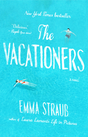 THE VACATIONERS by Emma Straub is a Comedic Fiction Landmark Title on Book Country.