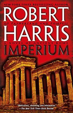 Historical Fiction Book - Imperium