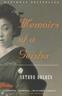 Historical Fiction Book - Memoris of a Geisha