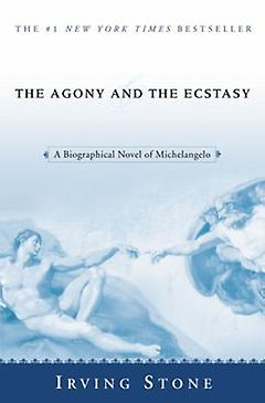 Historical Fiction Book - The Agony and the Ecstasy