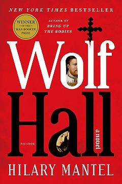 Historical Fiction Book - Wolf Hall