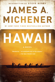 HAWAII by James A. Michener is a Historical Fiction Landmark Title on Book Country.