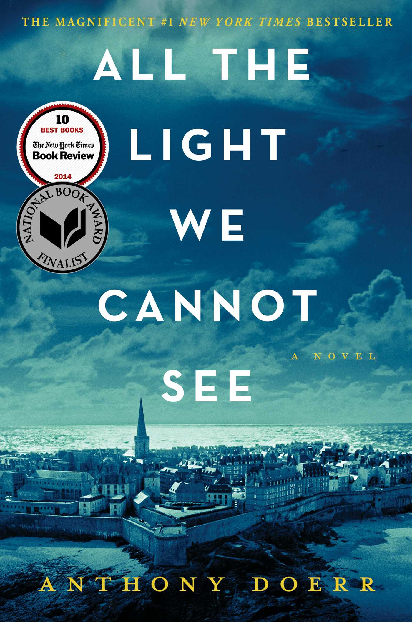 ALL THE LIGHT WE CANNOT SEE by Anthony Doerr is a Historical Fiction Landmark Title on Book Country.