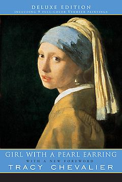 Historical Fiction Book - Girl with a Pearl Earring