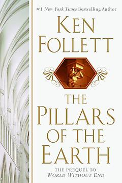 Historical Fiction Book - Pillars of the Earth
