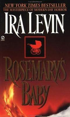 Horror Book – Rosemary's Baby