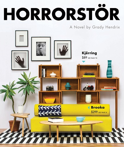 HORRORSTOR by Grady Hendrix is a Horror Landmark Title on Book Country.