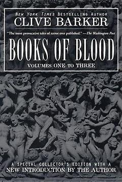 Horror Book - Books of Blood