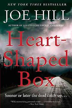 Horror Book - Heart-Shaped Box