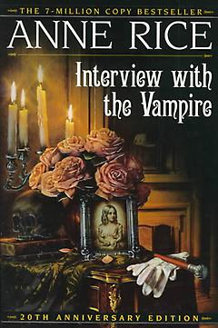 Horror Book - Interview with the Vampire