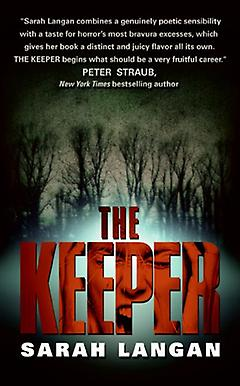 Horror Book - The Keeper