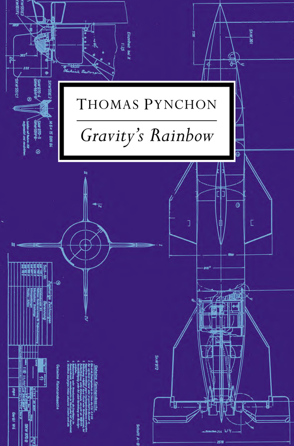 Literary Fiction Book - Gravity's Rainbow