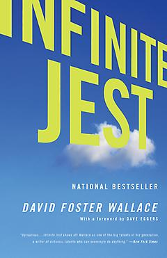 Literary Fiction Book - Infinite Jest