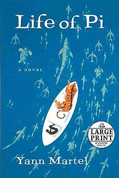 Literary Fiction Book - Life of Pi