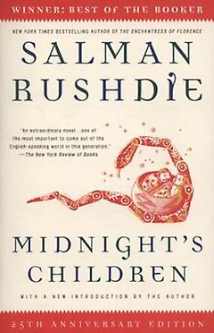 Literary Fiction Book - Midnight's Children