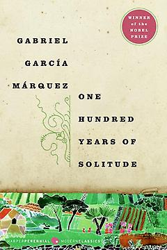 Literary Fiction Book - One Hundred Years of Solitude