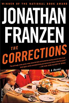 Literary Fiction Book - The Corrections