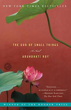 Literary Fiction Book - The God of Small Things