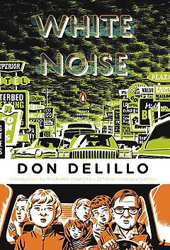 Literary Fiction Book - White Noise