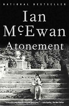 Literary Fiction Book - Atonement