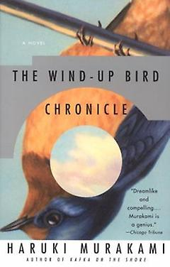 Literary Fiction Book - The Wind-up Bird Chronicle