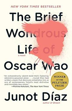 Literary Fiction Book - The Wondrous Life of Oscar Wao