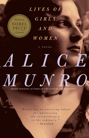 LIVES OF GIRLS AND WOMEN by Alice Munro is a Literary Fiction Landmark Title on Book Country.