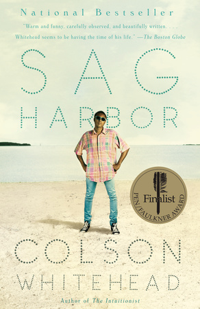 SAG HARBOR by Colson Whitehead is a Literary Fiction Landmark Title on Book Country.