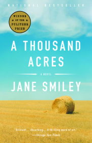 A THOUSAND ACRES by Jane Smiley is a Literary Fiction Landmark Title on Book Country.