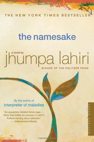 THE NAMESAKE by Jhumpa Lahiri is a Literary Fiction Landmark Title on Book Country.